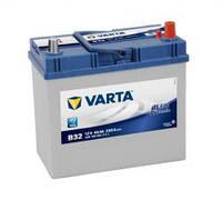 Аккумулятор Varta Blue Dynamic (B32) 45A/h 330A R+, ASIA (545156033)
