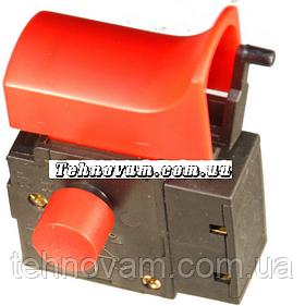 Кнопка на сетевой шуруповерт Зенит ЗШ-570