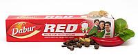 АКЦИЯ цена! Аюрведическая КРАСНАЯ зубная паста RED Dabur ОРИГИНАЛ Индия,100 гр.