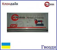 Гвоздь для степлера Intertool PT 8632