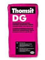 Самовыравнивающаяся смесь Thomsit DG
