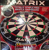 Мишень для дартс сизалевая Harrows Matrix