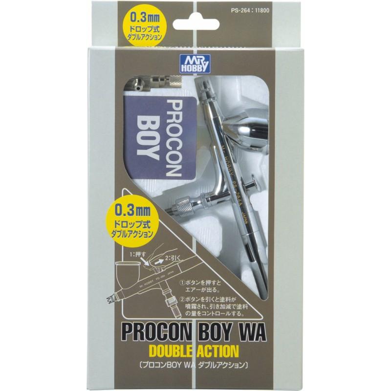 Аэрограф Mr. Procon Boy PS274