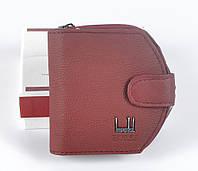 Чоловічий шкіряний  гаманець  Horse(червоний), фото 1