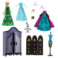 Эльза и гардероб игровой набор Холодное сердце Дисней / Elsa Wardrobe Play Set Frozen Disney