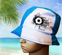 Панама Мяч детская для мальчика