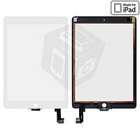 Сенсорный экран (touchscreen) для Apple iPad Air 2, оригинальный (белый)