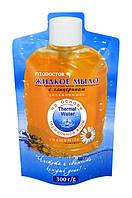 Жидкое мыло с глицерином Фитодоктор Ромашка увлажняющее Doy pack - 300 мл.