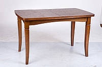 Стол обеденный Леон орех (Микс-Мебель ТМ)