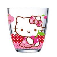 Набор стаканов низких LUMINARC HELLO KITTY CHERRIES /3x160 мл
