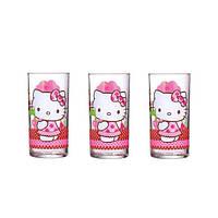 Набор стаканов высоких LUMINARC HELLO KITTY CHERRIES /3x270 мл