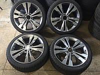 """Колеса, диски 18"""" Mercedes CLA- class"""