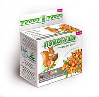 Помогуша с облепихой - драже детское витаминизированное