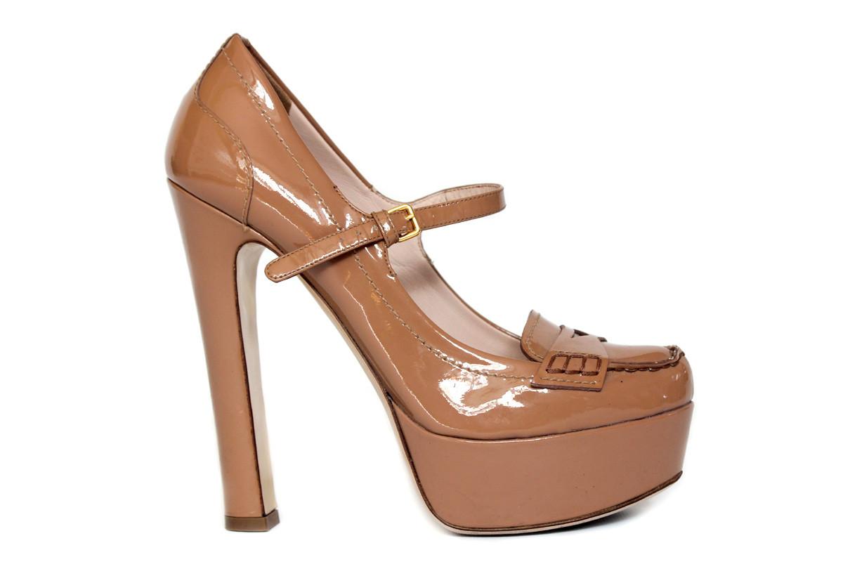 Купить туфли Miu Miui в комиссионном магазине Киев