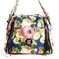 Клатч, сумочка Shengkasilu 35203 с цветочным принтом
