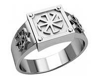 Кольцо серебряное Коловрат и Молвинец 30250