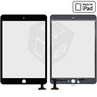 Сенсорный экран (touchscreen) для iPad mini 3 Retina, черный, оригинал