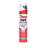 Зубная паста с дозатором Theramed Fluorid- Zahncreme Complete Plus-комплексный уход