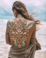 Флэш-тату(flash tattoos)