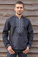 Мужская вышитая сорочка М02-1211
