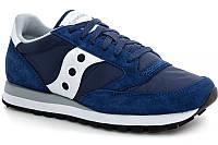 Кроссовки мужские SAUCONY JAZZ ORIGINAL беговые D382 синие