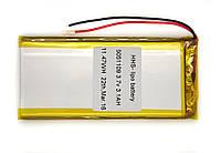 3100mAh 3.7v 5051109 Аккумулятор для планшета