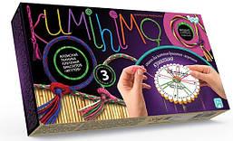 Плетение браслетов жгутом Kumihimo КМХ-01-02 Danko-Toys Украина
