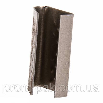 Скоба №16 для скрепления пластиковой ленты 2500шт, фото 2