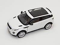 Автомодель Welly Land Rover Range Rover Evoque
