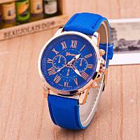 Женские часы Geneva Platinum синие