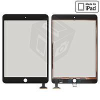 Сенсорный экран (touchscreen) для iPad mini, черный, оригинал