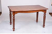 Стол обеденный Венеция 120 темный орех (Микс-Мебель ТМ)