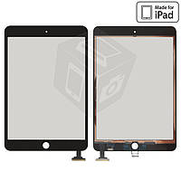 Сенсорный экран (touchscreen) для iPad mini 2 Retina, черный, оригинал