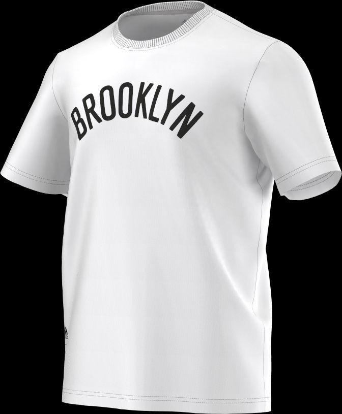 ad18cbed4cd14 Мужская футболка adidas Brooklyn TEE F96433: продажа, цена в ...