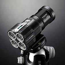 Фонарь светодиодный Nitecore TM26 с OLED дисплеем , фото 3