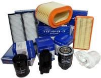 Фильтра масляные, воздушные, топливные, салона, акпп Getz / Гетц