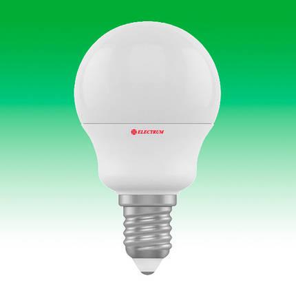 Светодиодная лампа LED 6W 4000K E14 ELECTRUM LB-9 (A-LB-1839), фото 2