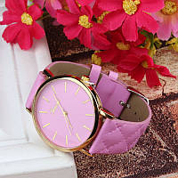 Женские часы Geneva Charm розовые