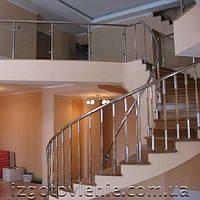 Изготовление лестниц под заказ в Днепропетровске, артикул 01-04-0001