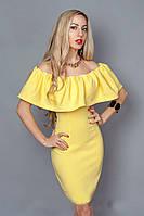 Красивое женское платье, размер 44 46 48