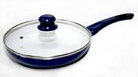 Сковородка  (24 см, алюминий+керамика) Vincent VC-4449-24 mix