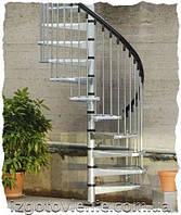 Винтовые лестницы, артикул 01-04-0002