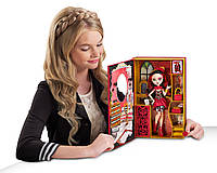 Набор Эвер Афтер Хай кукла Лиззи Хартс и комната, серия Несдержанная весна