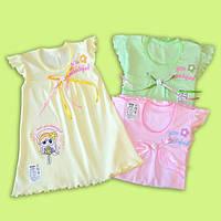 Ночная сорочка для девочки (3-4 года)