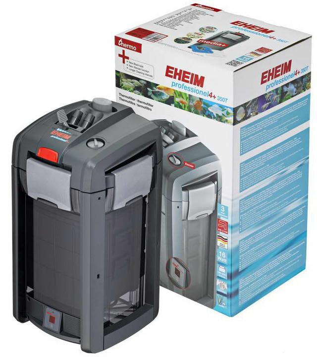 Внешний фильтр с обогревателем Eheim Professionel 4Т+ 250T 2371 - 950 л/ч