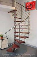Винтовые лестницы, артикул 01-04-0007