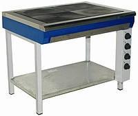 Плита электрическая ЭПК-4 Стандарт Эфес. Тепловое оборудование для ресторанов, кафе, фаст-фудов