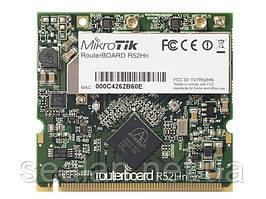 MiniPCI Wi-FI адаптер Mikrotik R52Hn