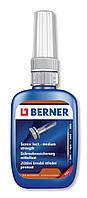 Фиксатор резьбовых соединений средней прочности, 24 г, Berner, Германия