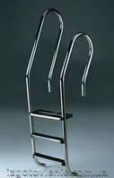 Лестницы из нержавейки, артикул 01-08-0002